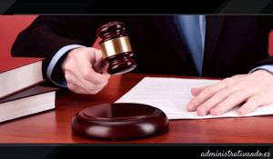 Imposibilidad de que la administración pruebe la culpabilidad del sancionado en sede judicial