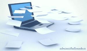 La Administración Electrónica: ¿un definitivo adiós al papel?