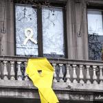 ¿Se pueden utilizar símbolos independentistas en edificios públicos?