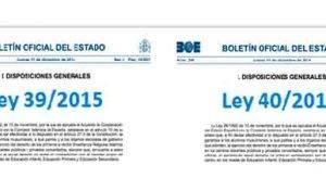 Ley 40/2015 de Régimen Jurídico del Sector Público: cuestiones generales