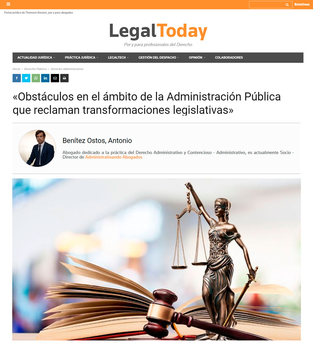 legaltoday-obstaculos-adm-pub